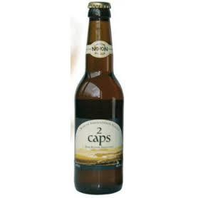 Bière blonde 2 Caps 33cl