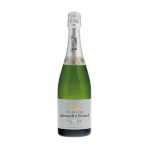Bouteille de champagne Alexandre Bonnet brut AOP 75cl