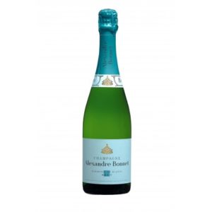 Bouteille de champagne Alexandre Bonnet harmonie de blancs 75cl