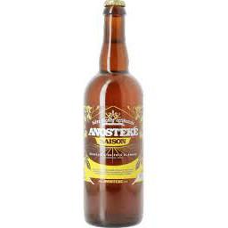 Bière blonde Anosteke Saison 75cl