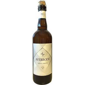 Bière blonde Averbode 75cl