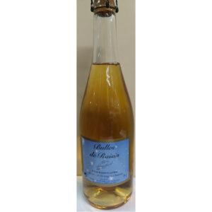 Bouteille de bulles de raisins Blanchard 75cl