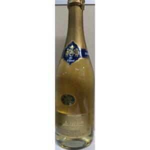 Bouteille de bulles de raisins Landreau 75cl