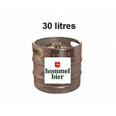 Fût de bière Hommelbier