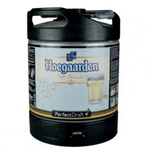 Fût PerfectDraft de bière Hoegaarden Blanche 6L