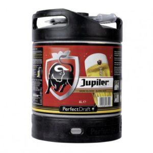 Fût PerfectDraft de bière Jupiler 6L
