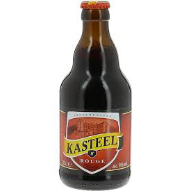 Bière aromatisée Kasteel Rouge 33cl