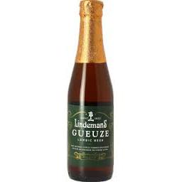 Bière aromatisée Lindemans Gueuze 25cl