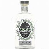 Bouteille de rhum blanc Arcane Cane crush 70cl