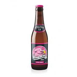 Bière aromatisée Rince cochon rouge 33cl