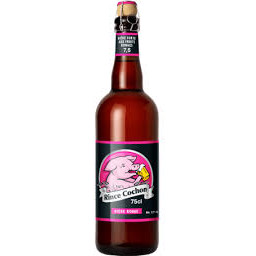 Bière aromatisée Rince cochon rouge 75cl