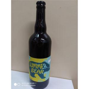Bouteille de bière d'Été Summer Bear Citra/Mosaïc 75cl