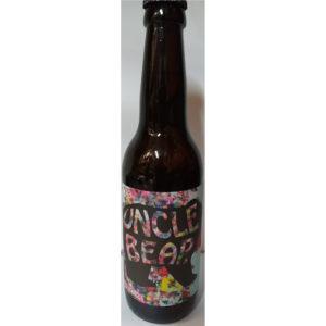 Bouteille de bière d'Hiver Uncle Bear 33cl